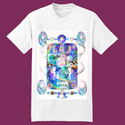 Psychedelic wizard Dream T Shirt