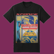 Computerart Tshirt Xforce