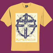 Holey Cross Xforce T shirt