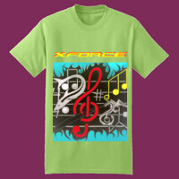 Music Key XFORCE T Shirt
