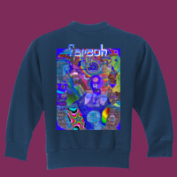 Faraoh Psychedelic Magic Sweatshirt