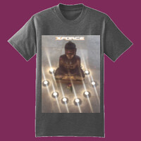 Buddah in Circle of Candles Xforce T shirt
