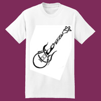Tribal guitar T Shirt