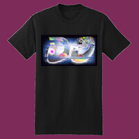 Dj design Tshirt Black
