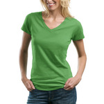 Ladies Concept V Neck Tee