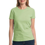 Ladies Ultra Cotton™ 100% Cotton T Shirt